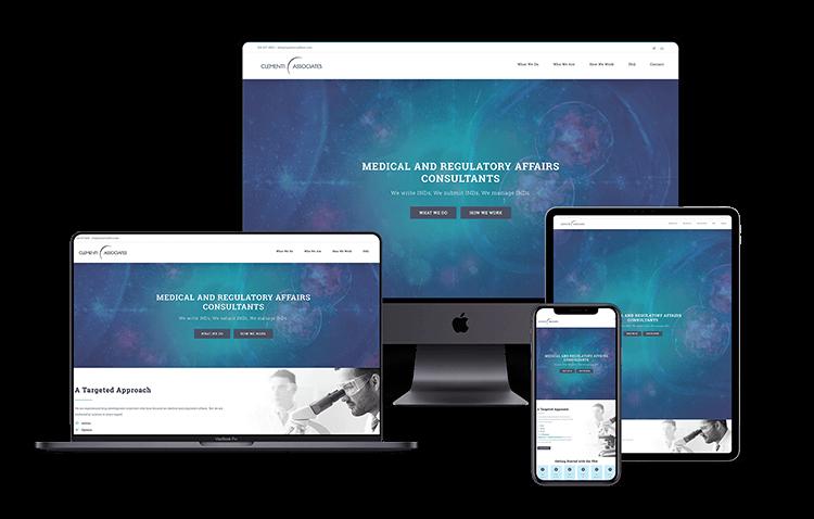 Regulatory Affairs Website