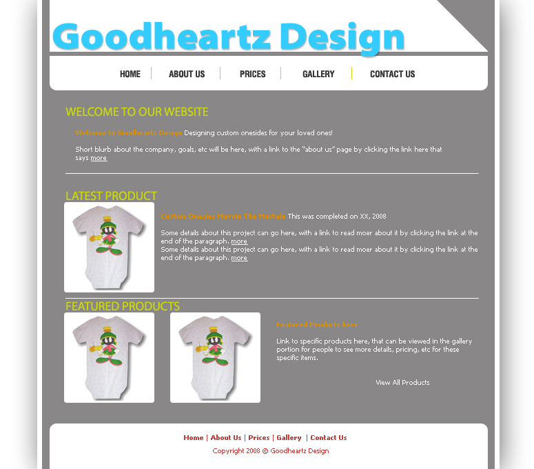 View details for GoodheartzDesign.com