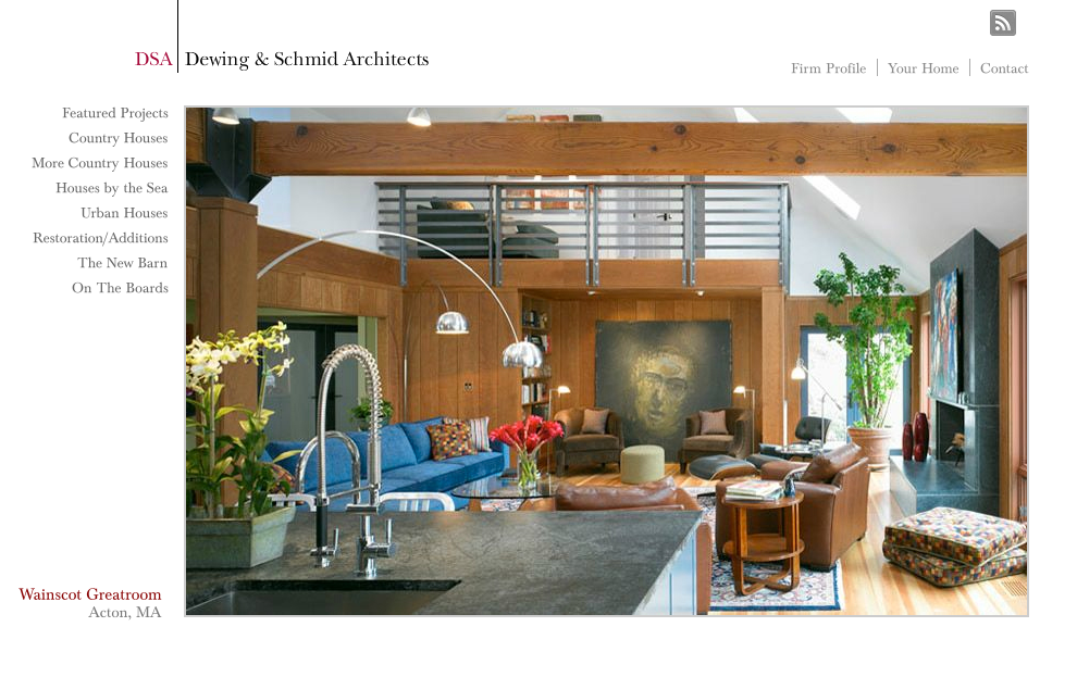 View details for Dewing & Schmid Architects