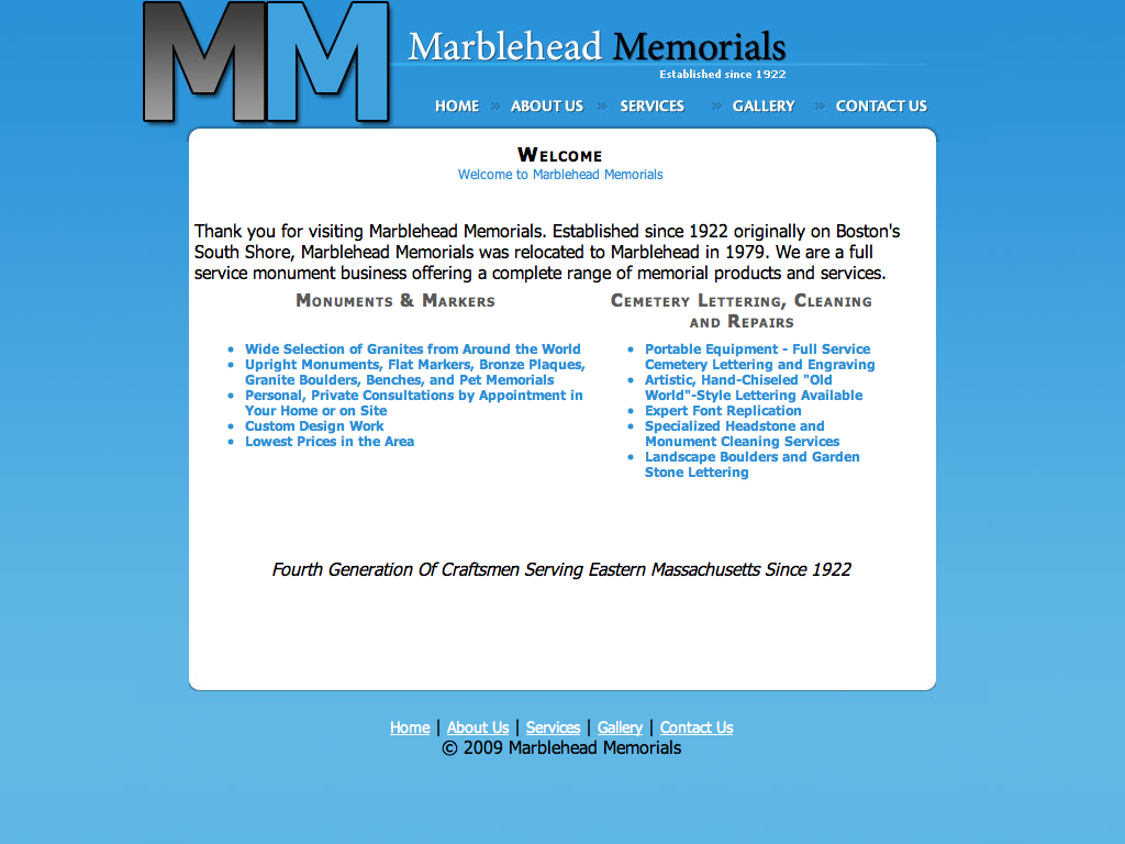 View details for Marblehead Memorials