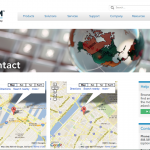 New Contact Page