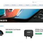 New Hardware Landing Page